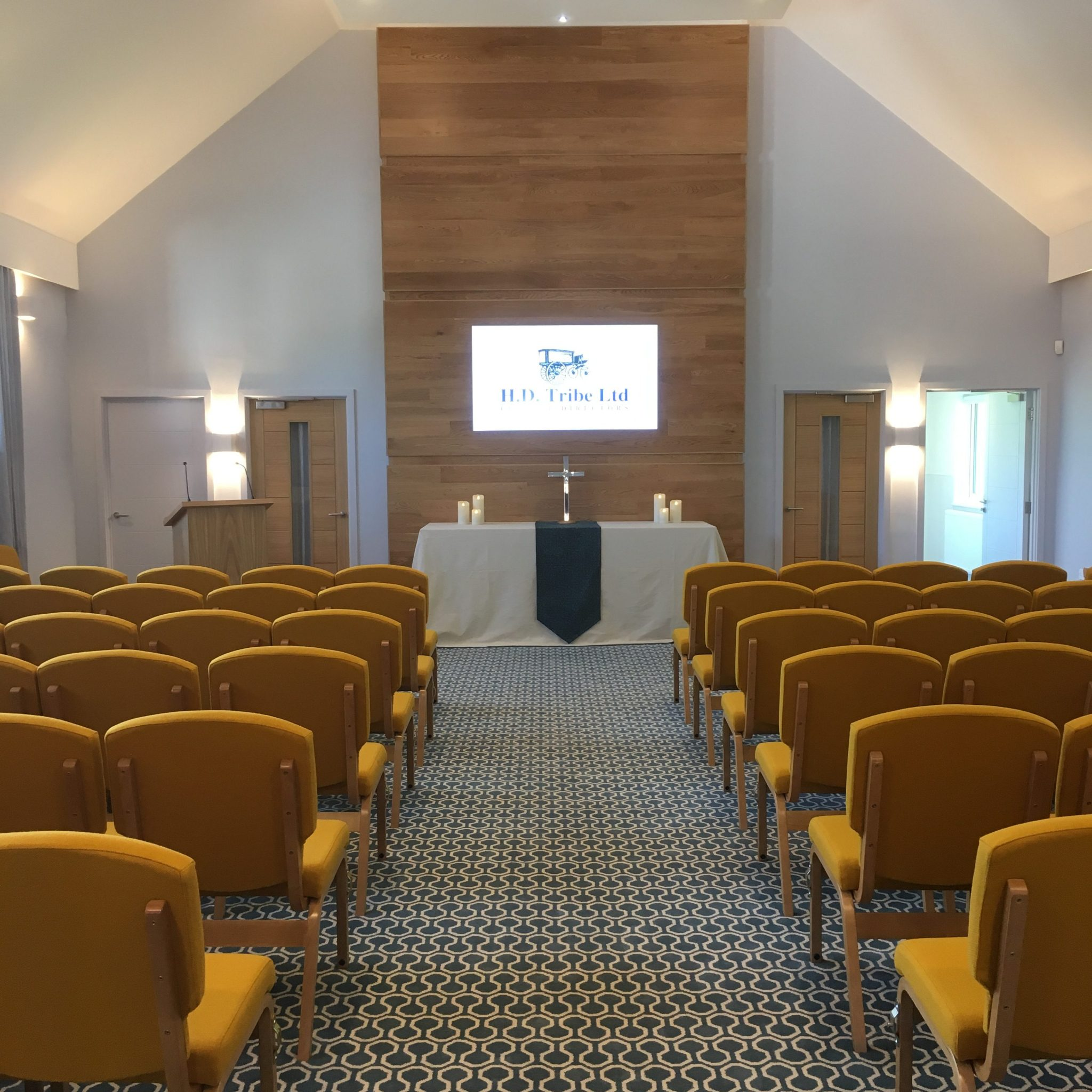 Funeral venues – it's not only the crem!