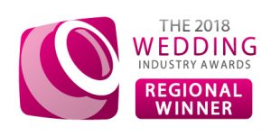 Claire Bradford from Creating Ceremony Celebrant of the Year South East region in the Wedding Industry Awards