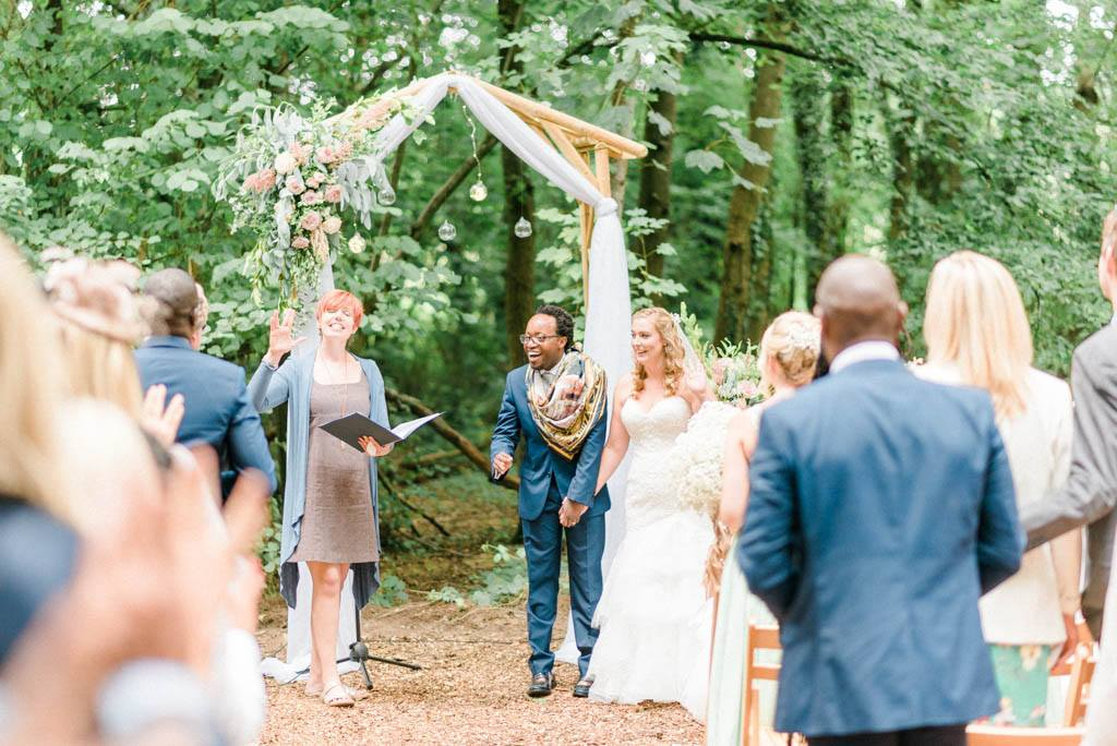 Why should you choose a celebrant for your wedding? ~ Sussex celebrant Claire Bradford of Creating Ceremony