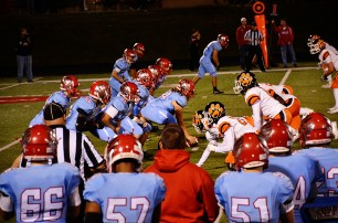 Glendale Falcons Home Game 2015