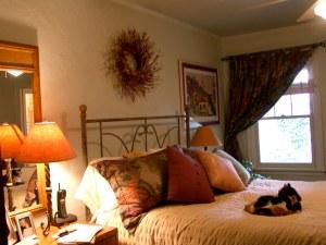 """Bedroom before Joy Overstreet Feng shui """"vancouver wa"""" """"portland or"""""""