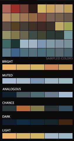 Joy Overstreet, paint palette, color consultant, Vancouver WA, Portland OR