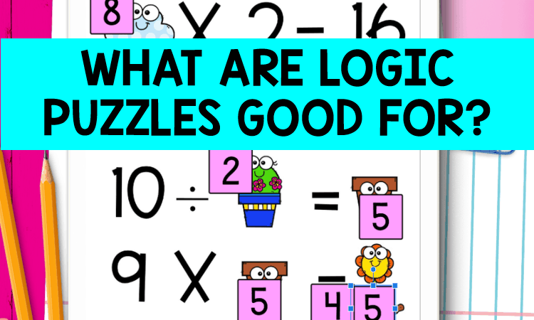 What Are Logic Puzzles Good For?