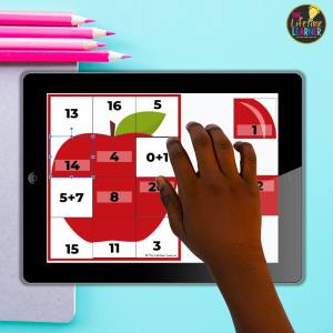 fun ways to learn math facts on tablet