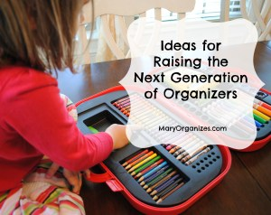 Raising The Next Generation Of Organizers