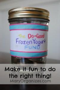 The Do-Good Frozen Yogurt Fund