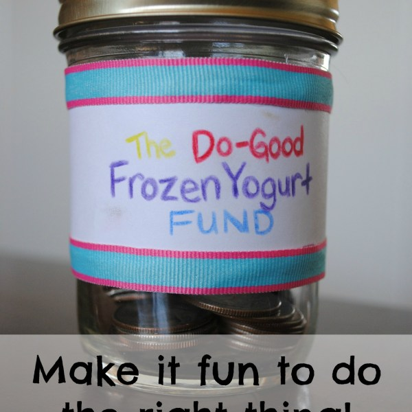 The Do-Good Frozen Yogurt Fund