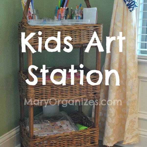 Kids Art Station