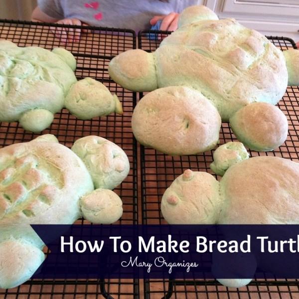 Bread Turtles