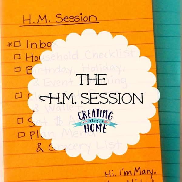 Change Your Life With: Weekly H.M. Sessions