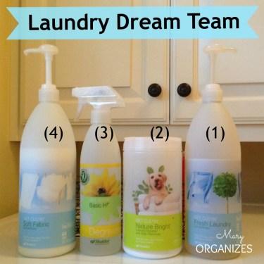 Laundry Dream Team