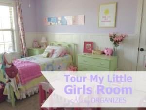 Tour My Little Girl's Room