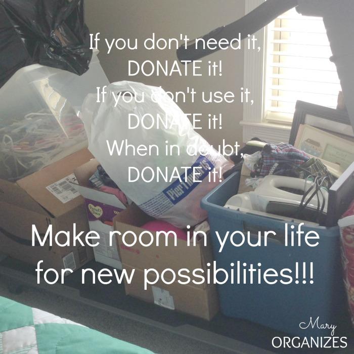Donate donate donate