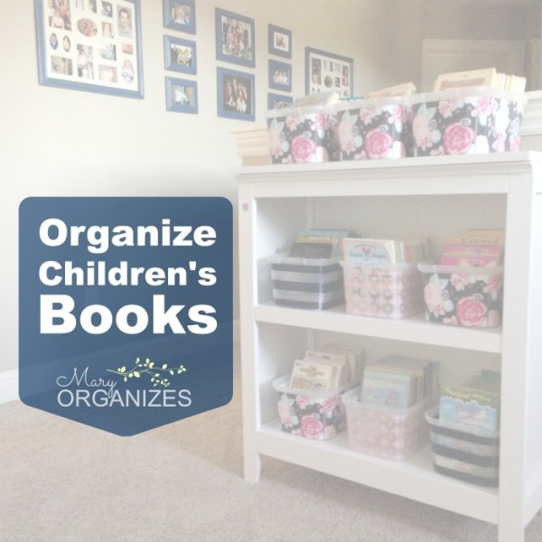Organize Early Reader Novels and Novel Series