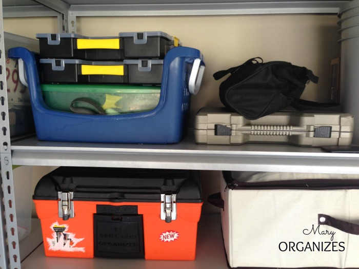 Maintain an Organized Garage - tools