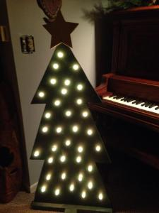 Christmas Tree 66a