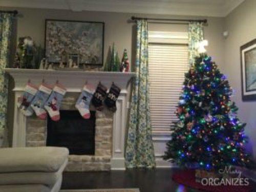 Marys Christmas Tree 2014