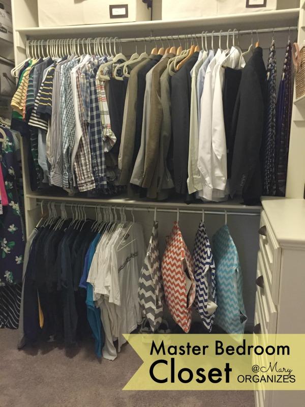 MBR Closet - Matts clothes