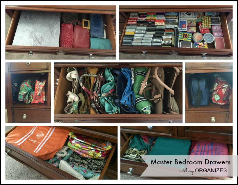 MBR Drawers - Dresser