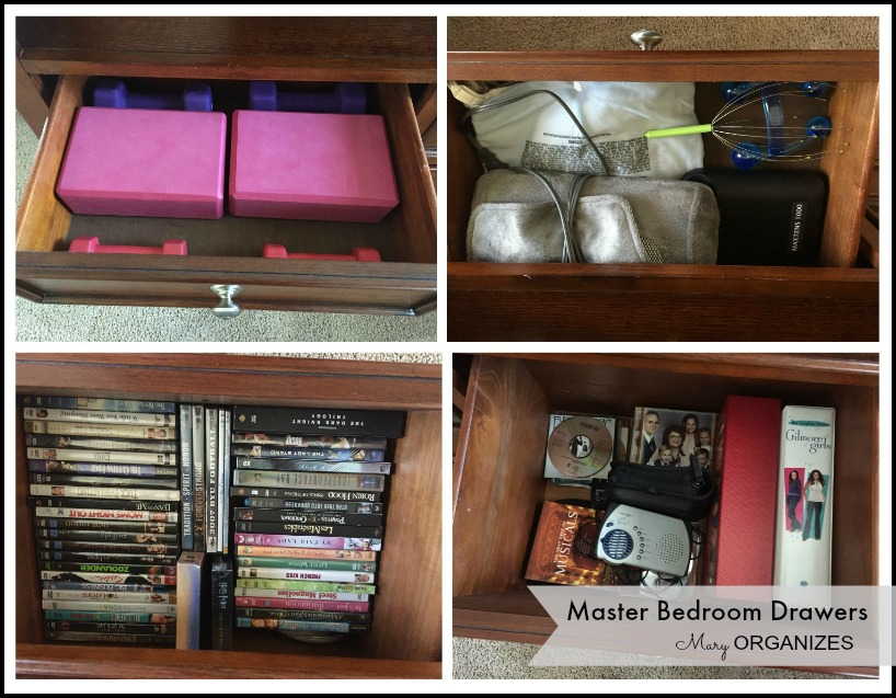 MBR Drawers - Entertainment Center Dresser