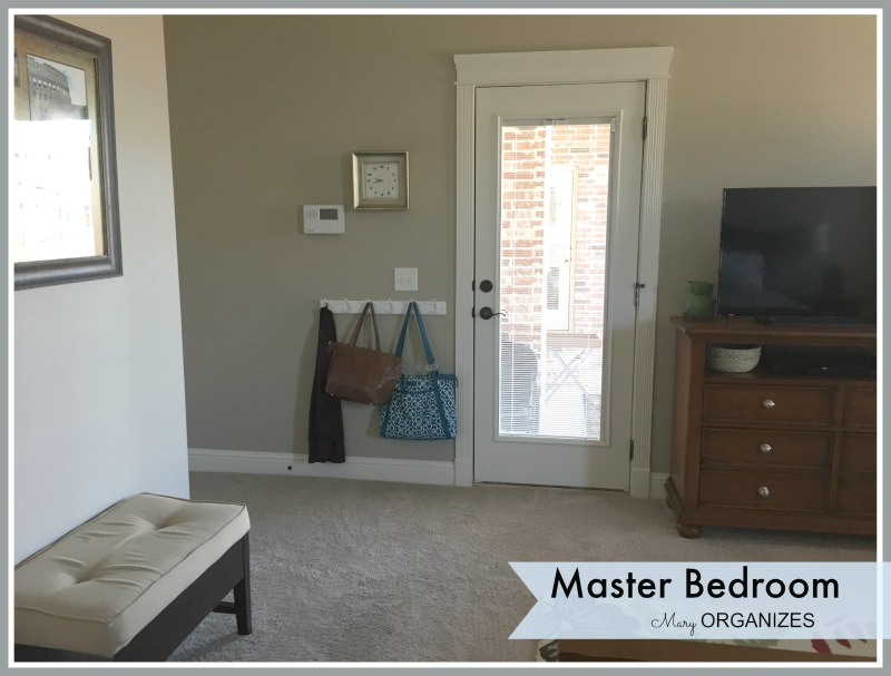 Mary ORGANIZES - Master Bedroom Tour 6