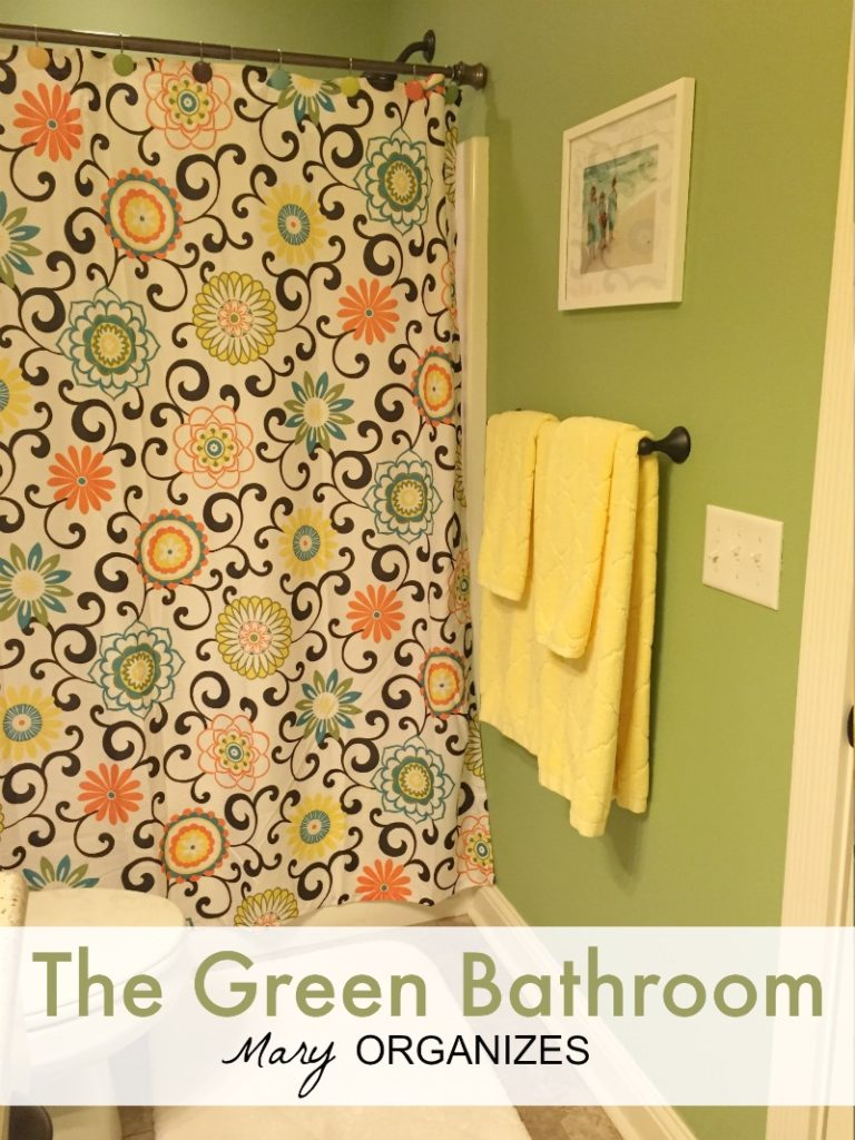 My Green Bathroom Tour