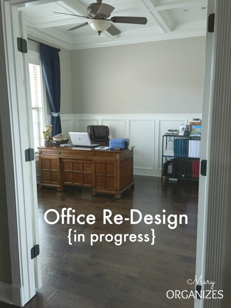 Office Re-Design In Progress