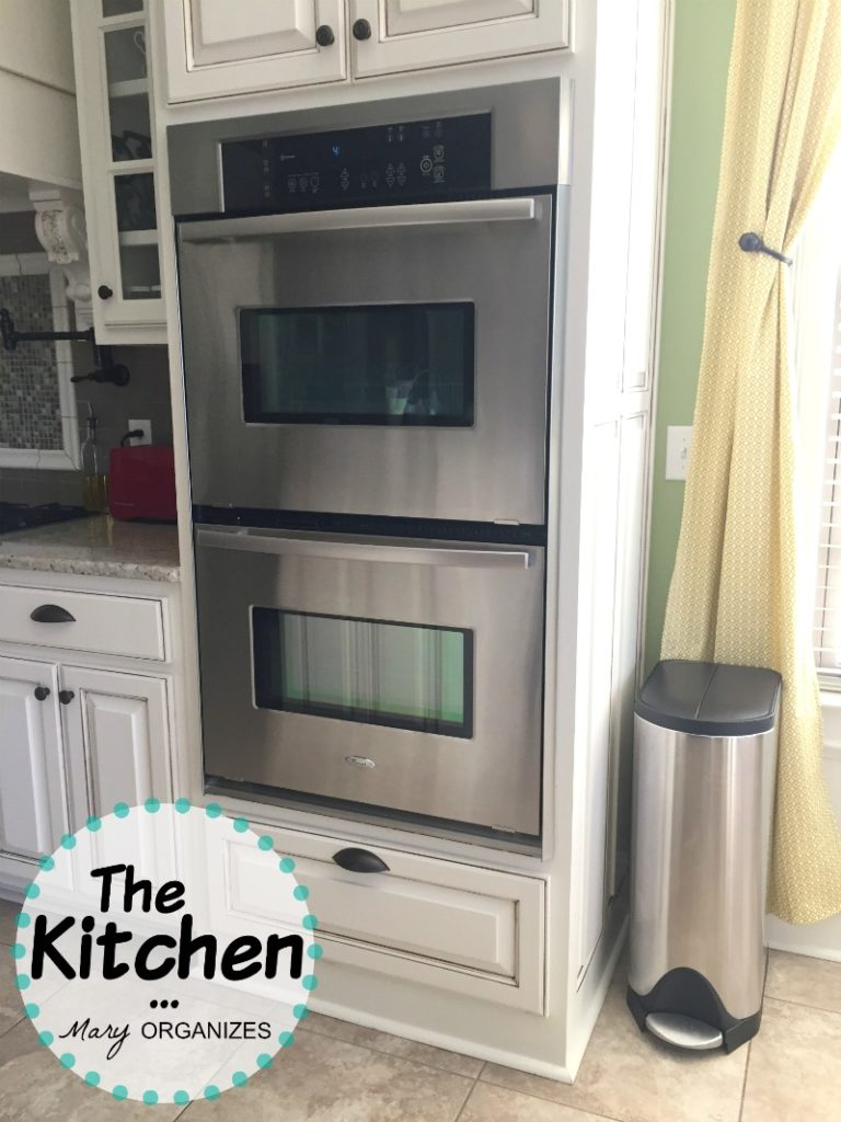 The Kitchen - double oven