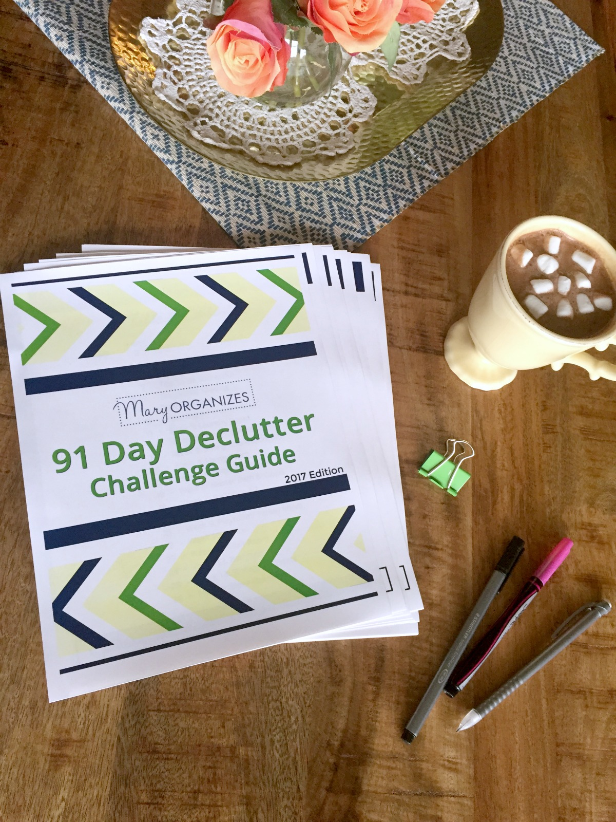2018 declutter challenge starts january 1st creatingmaryshome dont forget your declutter printable pack its more than just checklists fandeluxe PDF