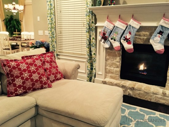 Pillow Covers Step - Ready to Enjoy Christmas