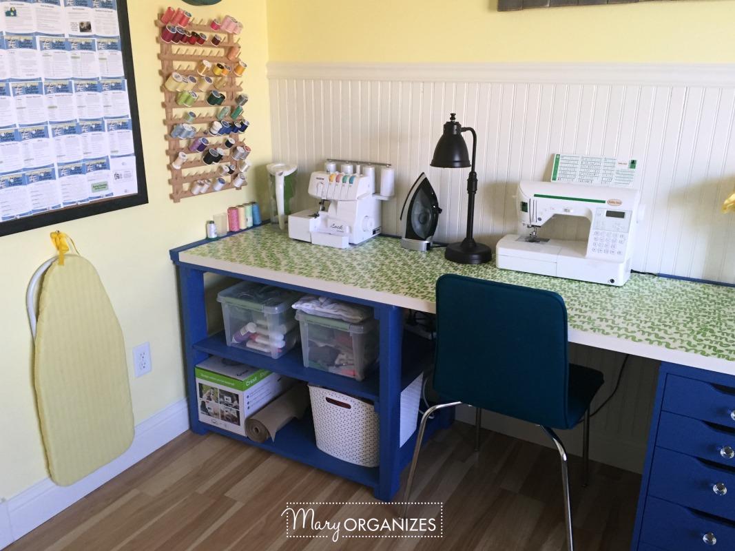 Tour my Mary ORGANIZES Studio - 7