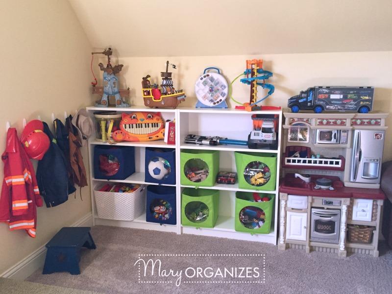 Tour my Playroom Family Room Movie Theatre - Mary ORGANIZES