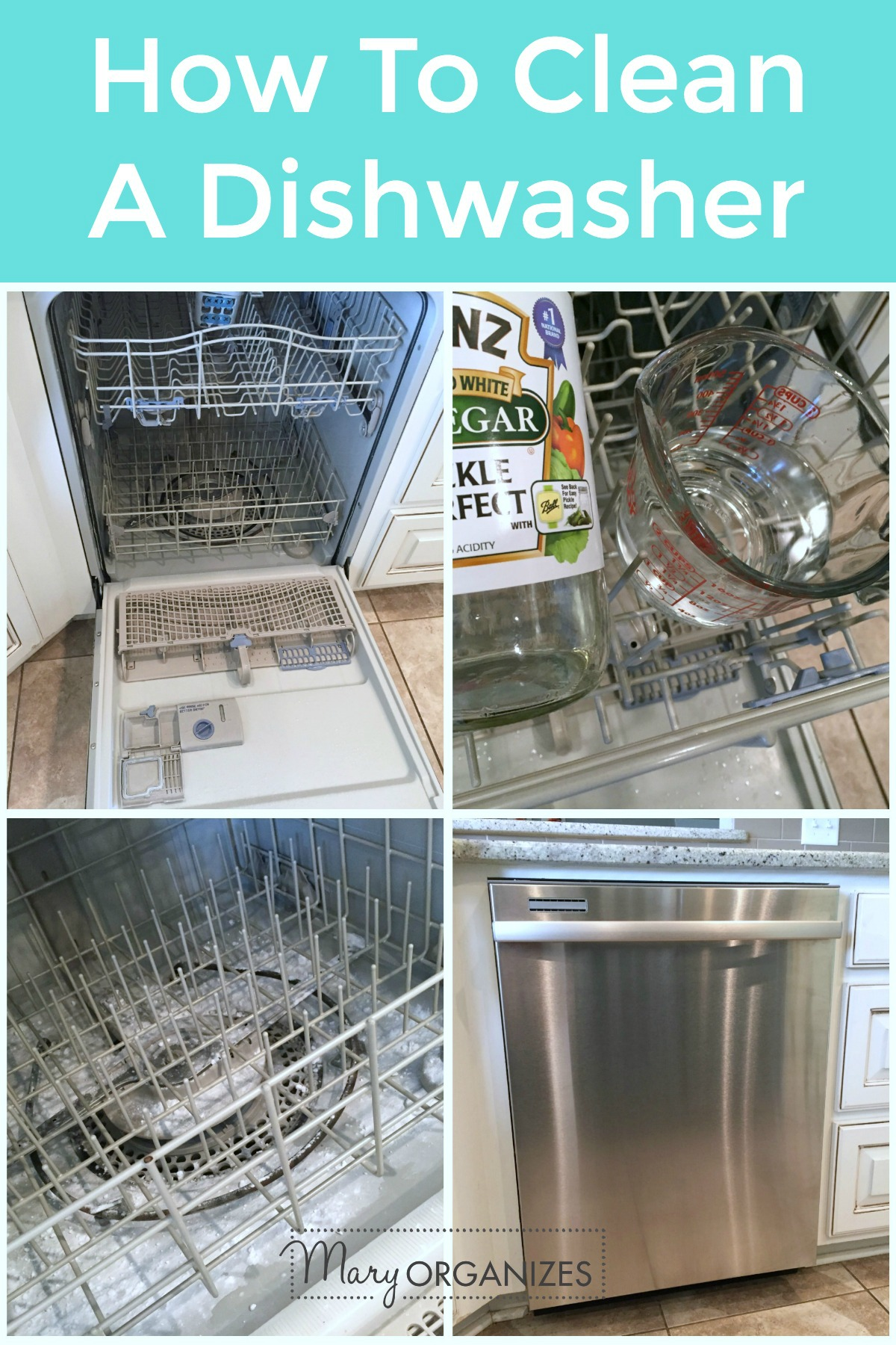 how to clean your dishwasher pipes