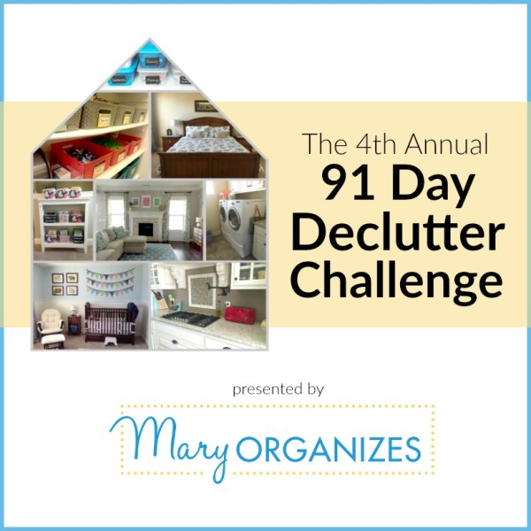 It's A Wrap: The 91 Day Declutter Challenge Success Stories