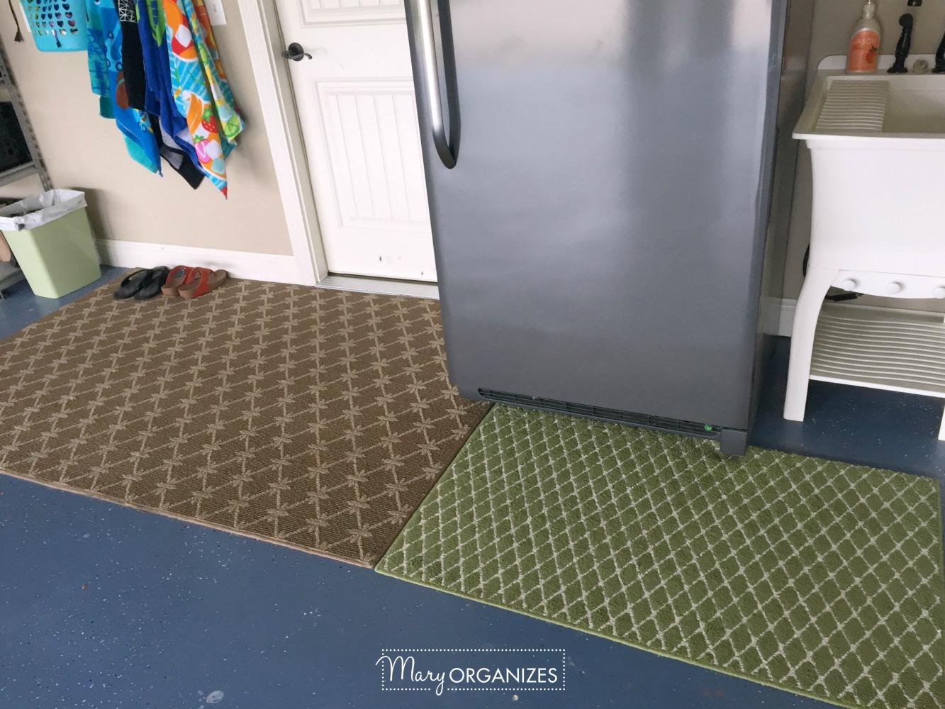 My Re-Organized Garage Reveal 11