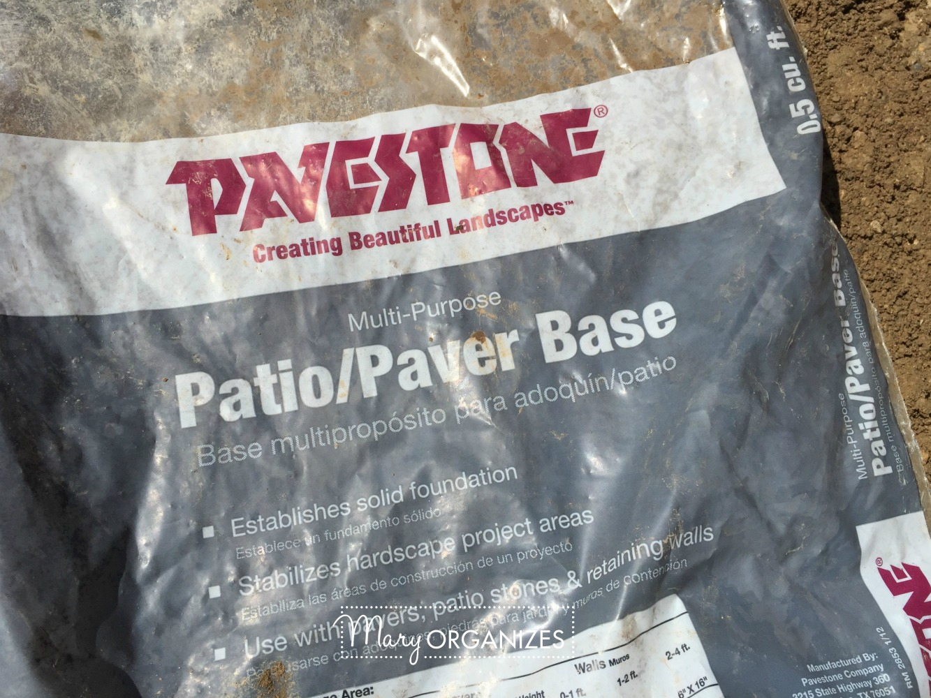 How To Install Paver Patio - My Raised Garden Foundation 4