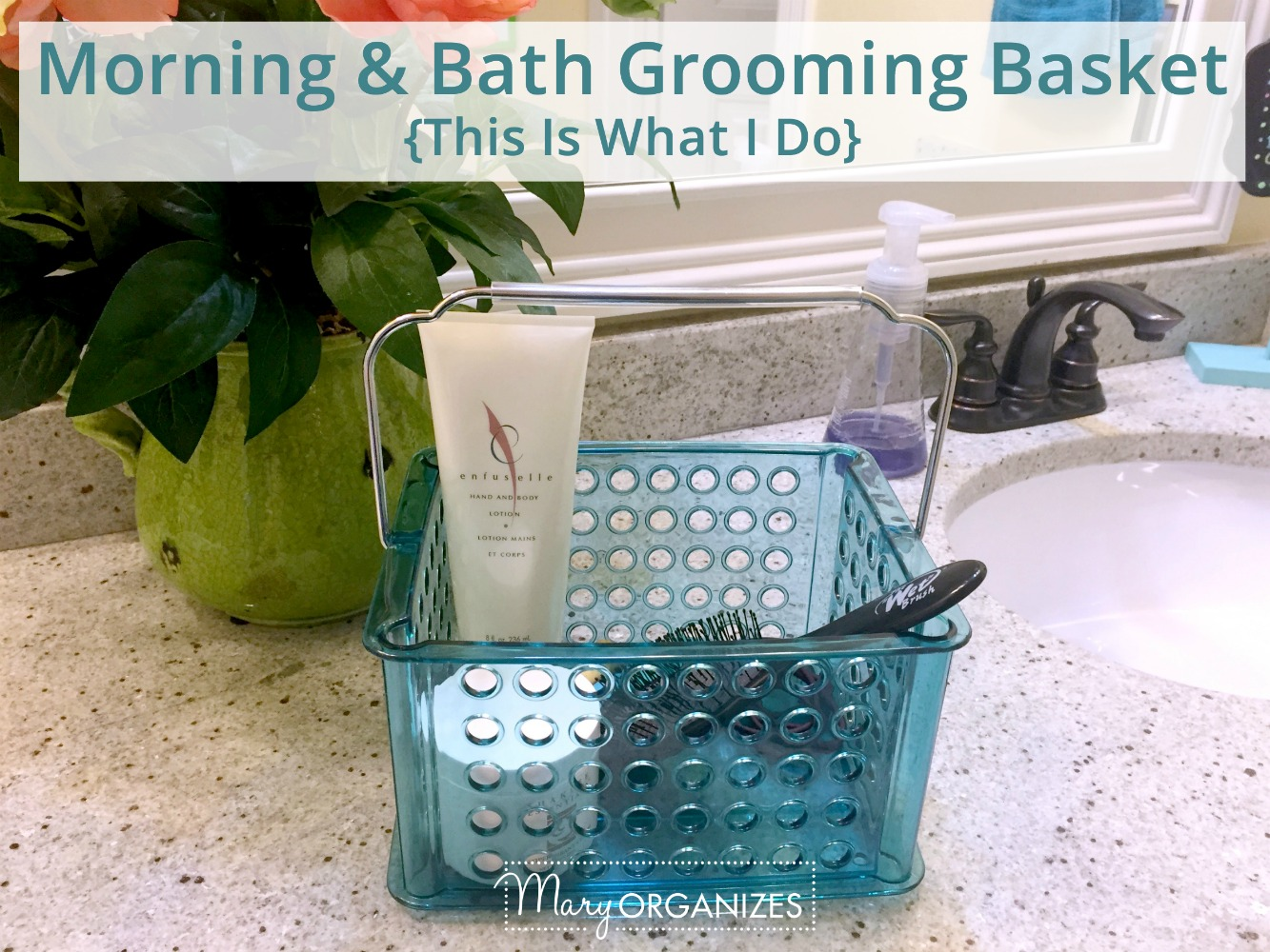 Morning and Bath Grooming Baskets TIWID -h3
