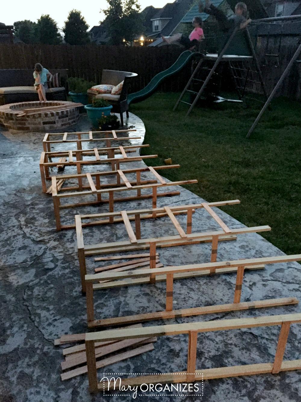 DIY Tomato Cage Tutorial for the Organic Garden 2