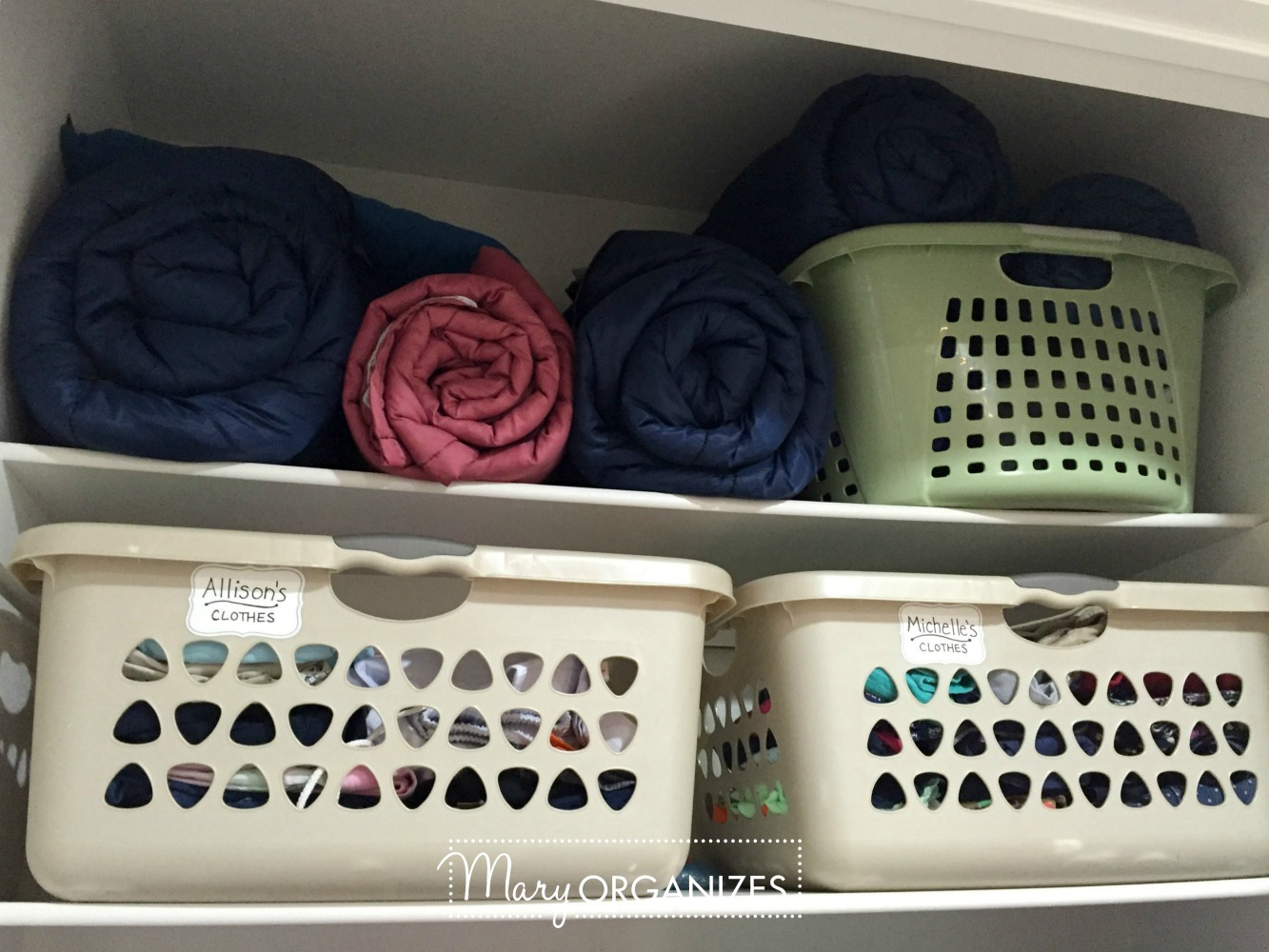 Peek Inside My Linen Closet Update 9