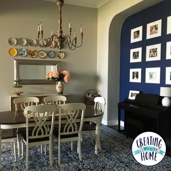 Functional & Beautiful: My Dining Room Tour