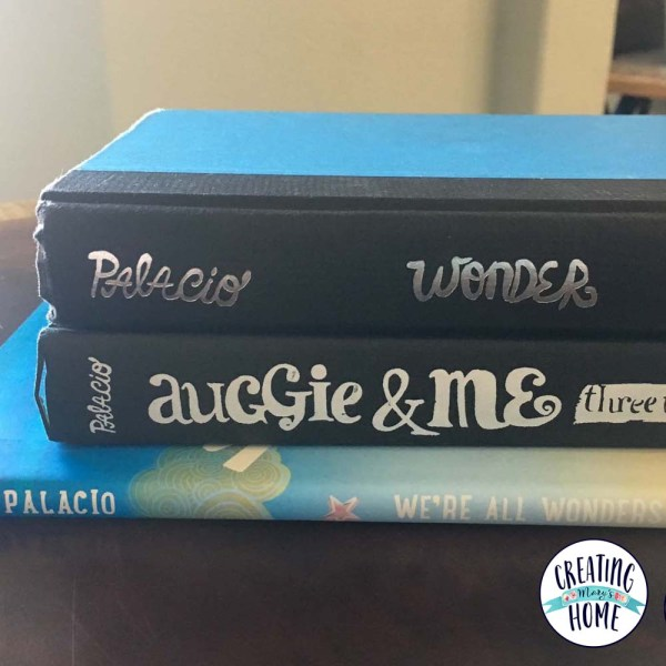 Tween & Parent Book Club {Book #1}