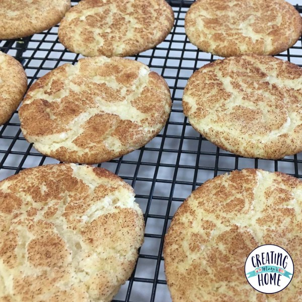Snickerdoodles (How To Make Them Perfect)