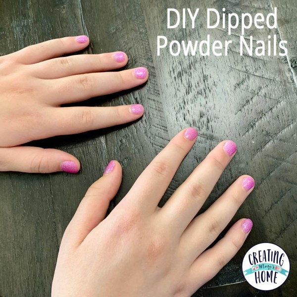 DIY Dipped Powder Nails (Read at your own risk!)
