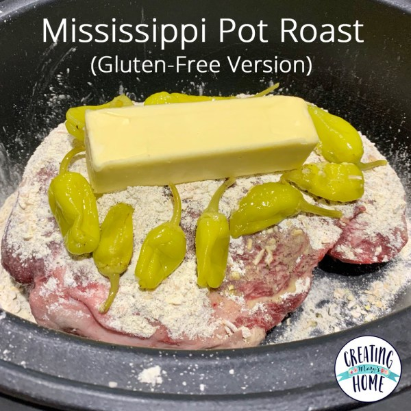 Mississippi Pot Roast – Gluten Free