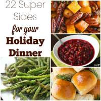 22 Super Sides for Your Holiday Dinner