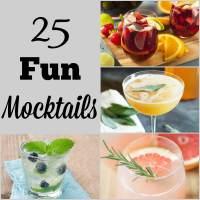 25 Fun Mocktails