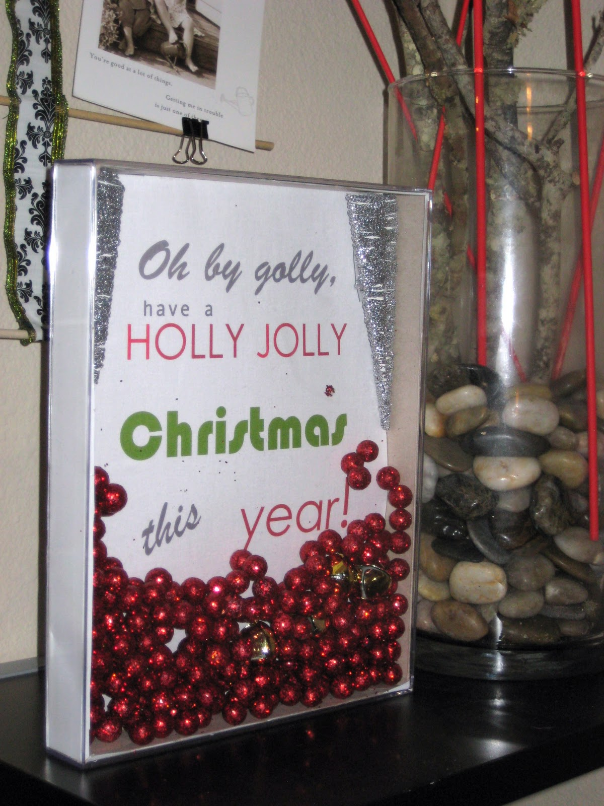 Christmas CRAFT14 Holiday Shadow Boxes CRAFT