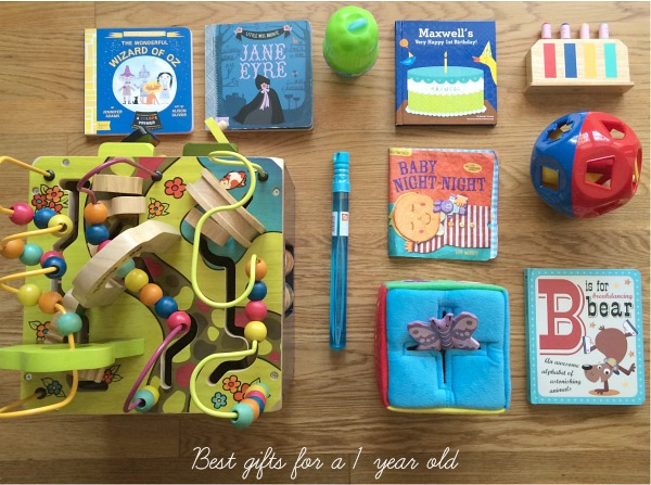 Best Gifts For A 1 Year Old