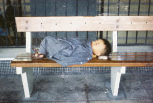 The poverty we saw in Hong Kong was new for me, but to Bruce it reminded him of Nam