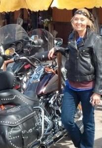 shaun brink the biker chick
